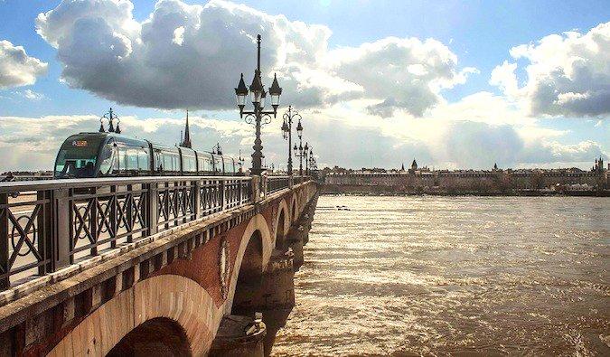 Foto Bordeaux Francia