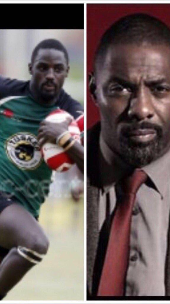 A young @idriselba aka Samuel Oliech playing for Kenya in the #Singapore7s #hsbc_sport https://t.co/4sYrdBMac7