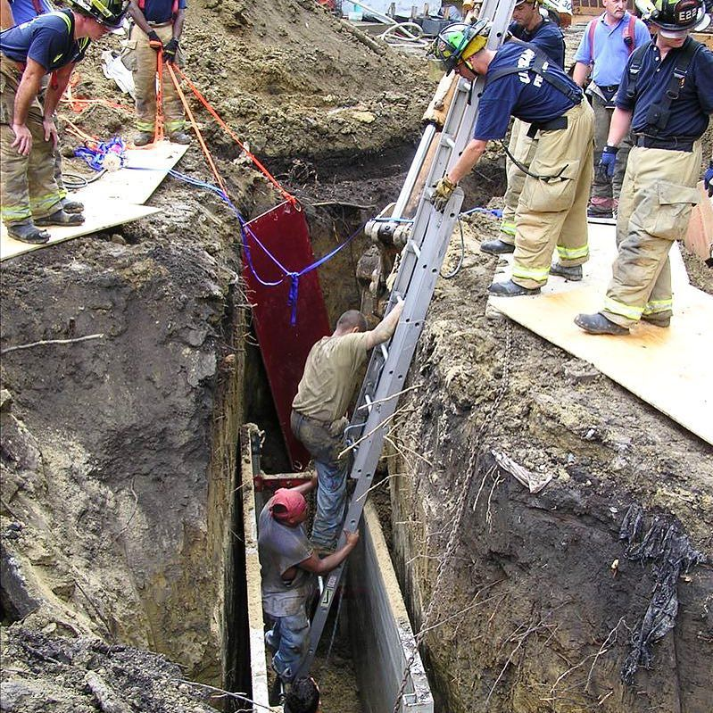 """Safetyphoto On Twitter: """"Trench Collapse Rescue #mys1"""