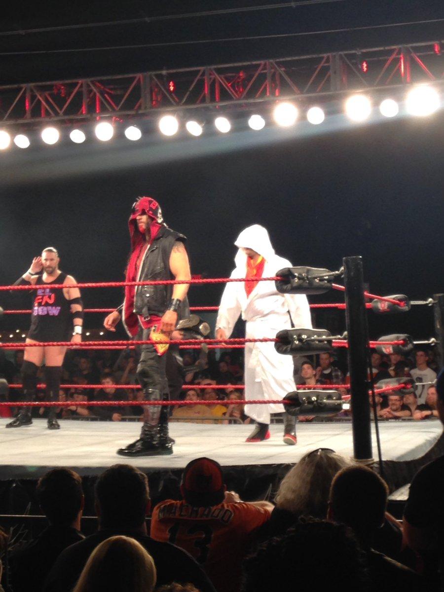 Pro Wrestling NOAH: Con dos defensas más del título de parejas, KES impone un nuevo récord 2