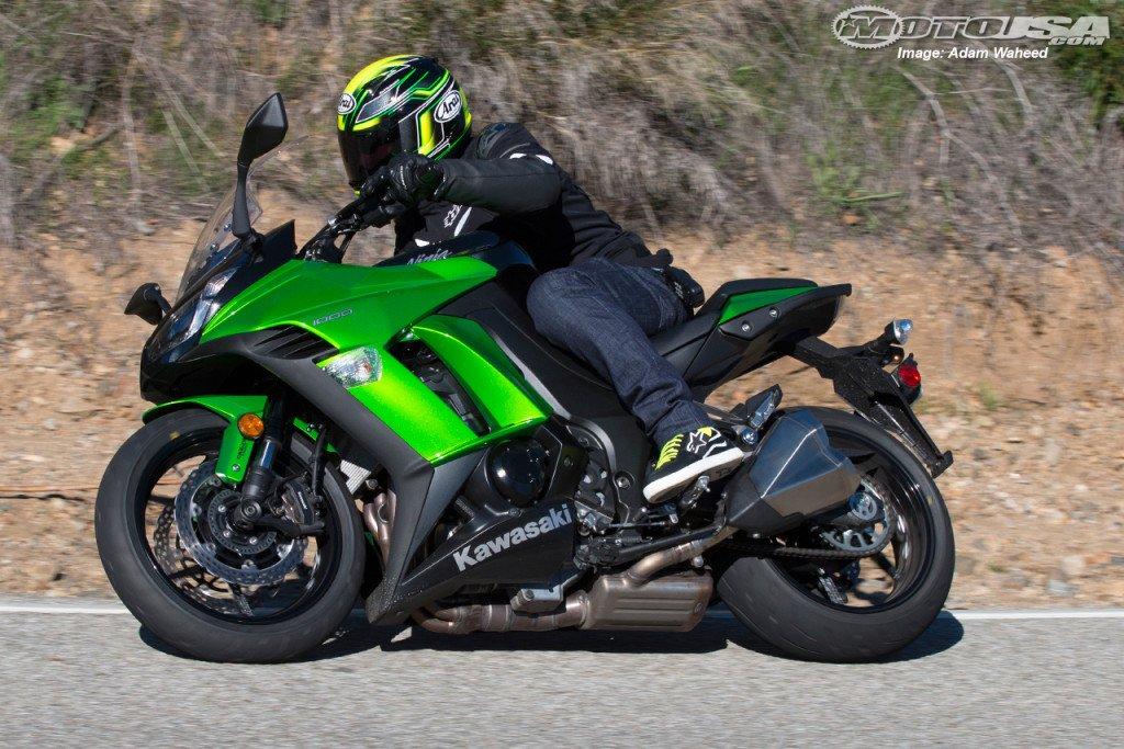 Kawasaki Versys Windscreen Comparison