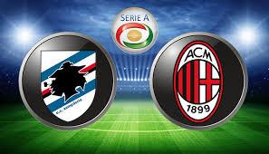 Streaming SAMPDORIA MILAN Gratis : vederla in Diretta Calcio LIVE TV Oggi