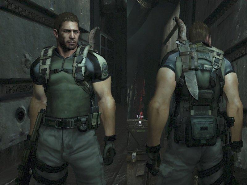 Resident Evil 6 Mod Pc