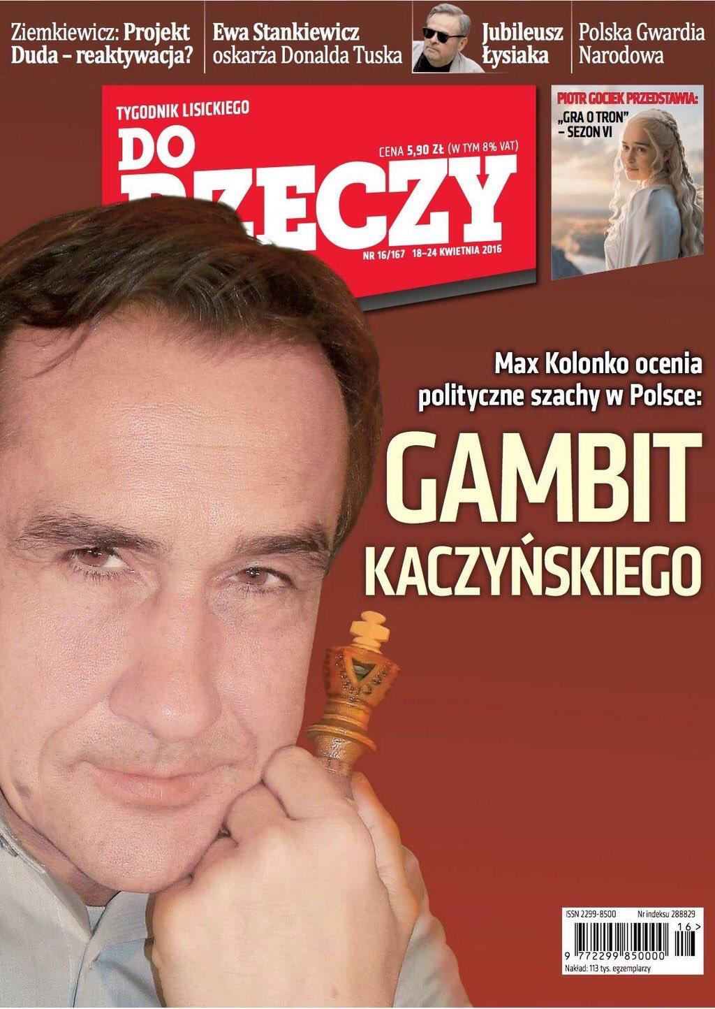 Dorzeczy On Twitter Mariusz Max Kolonko Mówi Jak Jest