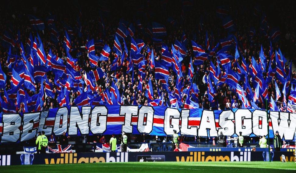 Vergi Borcundan Küme Düşürülen Glasgow Rangers Yeniden Premier Ligde