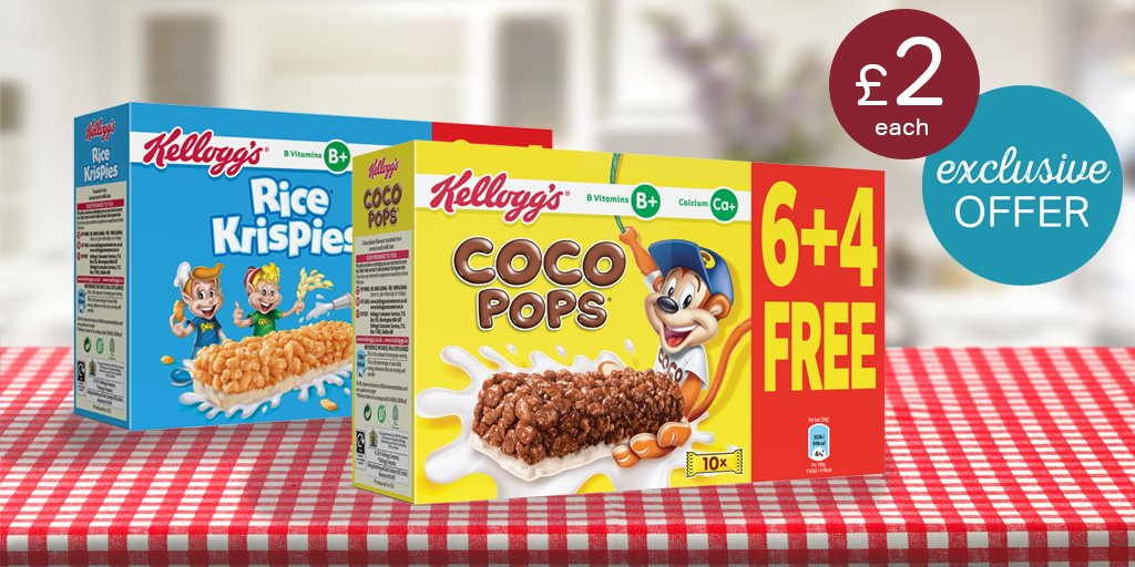 Iceland Foods On Twitter Coco Pops Or Rice Krispies