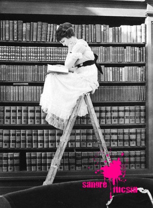 No nos llega con un cuarto propio: ¡queremos la biblioteca entera! Este viernes en @traficantes2010 #EditorasFucsias https://t.co/DGAL1xnYsU
