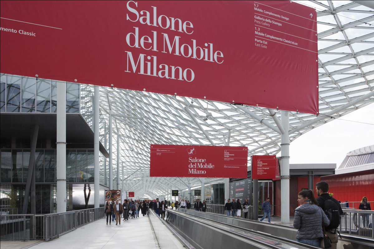 Salone del Mobile on Twitter: \