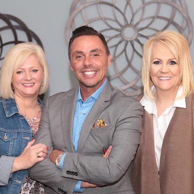 What a blessing to be with Pastor @sherylbrady today on her birthday...Happy Birthday beautiful friend!!! Love you!