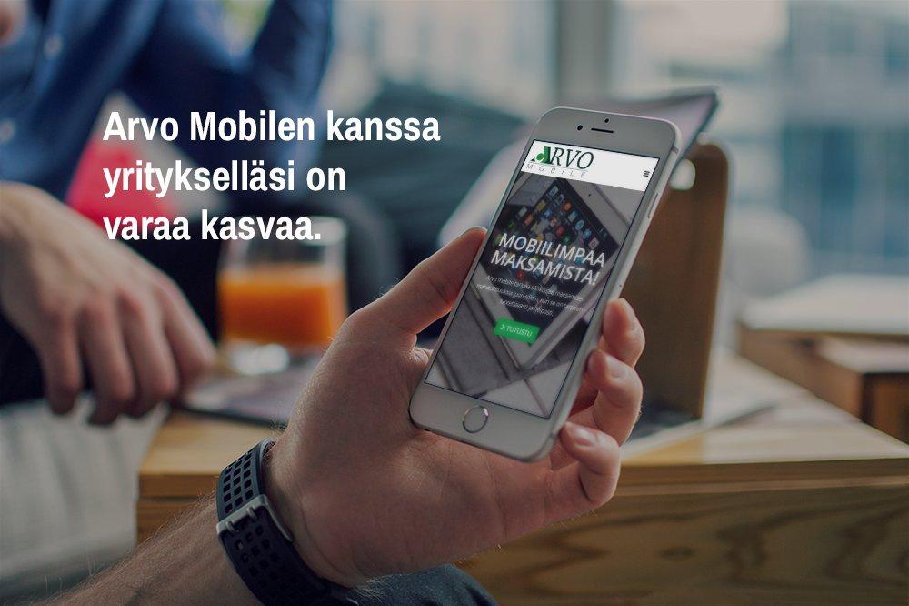 Maksa verkossa ja sovelluksissa nopeammin MobilePaylla