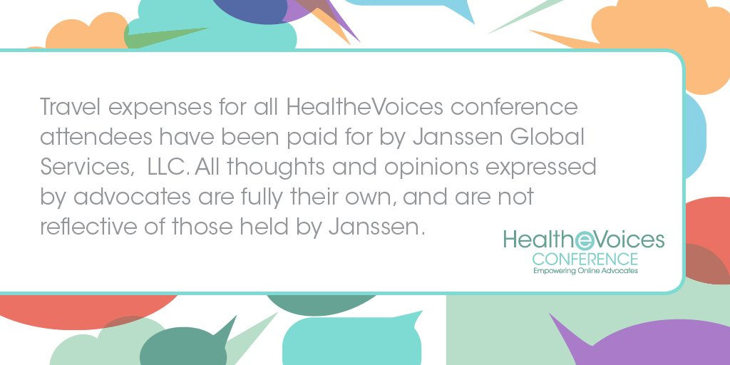 healthevoices on twitter healthevoices16 disclaimer