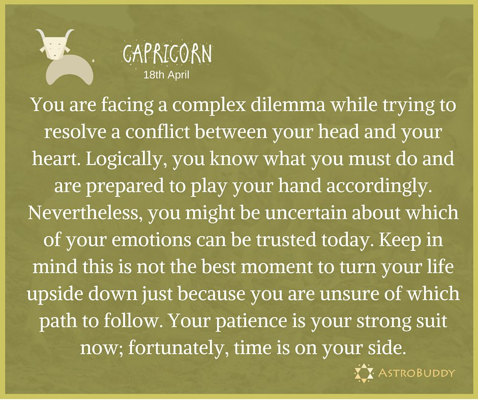 capricorns astrology today