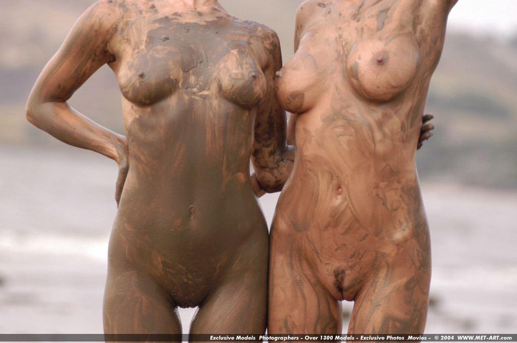 Naked tan dirty girl