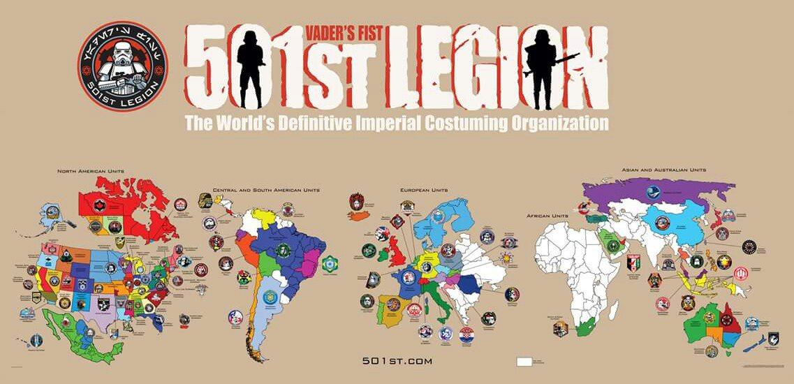 501st Legion Map.501st Legion On Twitter We Are Happy To Announce That The