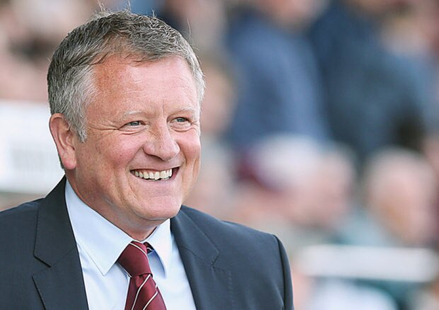 Chris Wilder is named as the manager of the Football League team of the season. A huge, and much deserved, accolade. https://t.co/vmKNb2nHoc