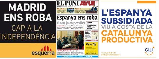 Image result for España ens roba