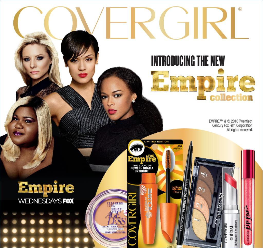 POWER. DRAMA. INTRIGUE. BEAUTY. Get the @EmpireFox look at select store locations! https://t.co/UBytBkojUT