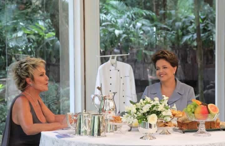 E amanhã café da manhã com a mais nova eliminada do Brasil inteiro, Dilma Roussef ✨ #vaicomDeus https://t.co/SjIA345fwD