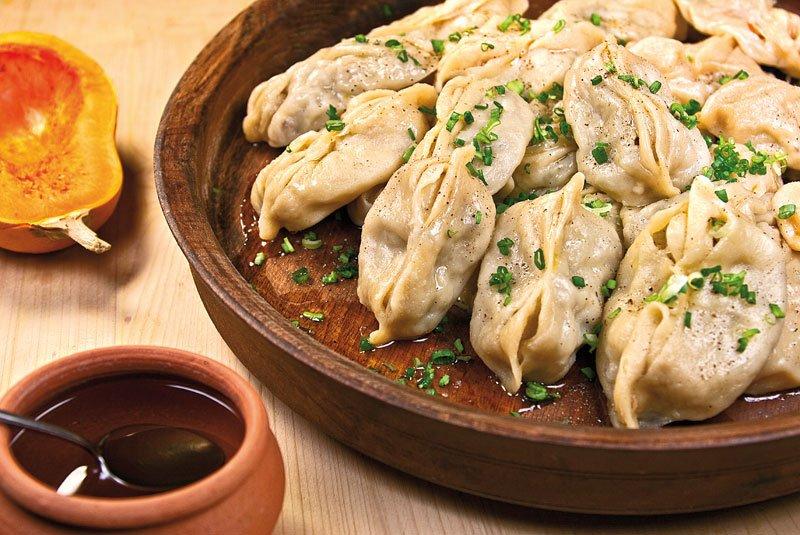 Манты с мясом пошаговый рецепт с фото