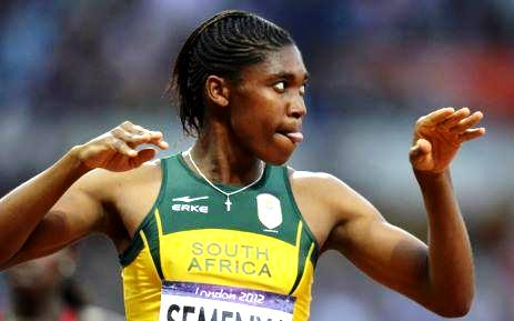 Congratulations #CasterSemenya for being the 1st person to win the 400m, 800m & 1500m at a championship in one day! https://t.co/cewV4S4Ohe