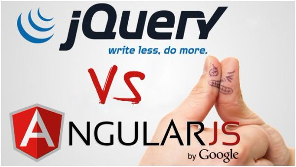 Advantages Of Using AngularJS Over JQuery