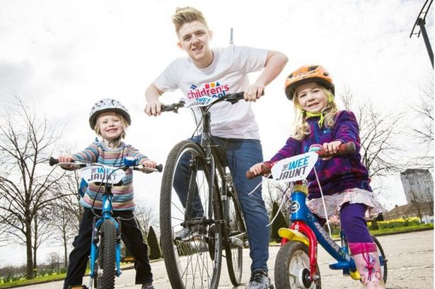 RT @HamAdvOfficial: Pedal power! New @PedalScotland charity event launched by @nickymcdonald1   https://t.co/Is4yNmYNMK https://t.co/74F1lA…