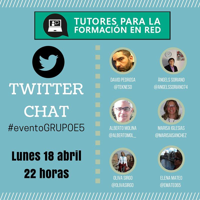 Más madera #equipazos #Tutor_INTEF #Formación_INTEF HOY 22h00 #eventoGRUPOE5 https://t.co/G9MMN8F2YL