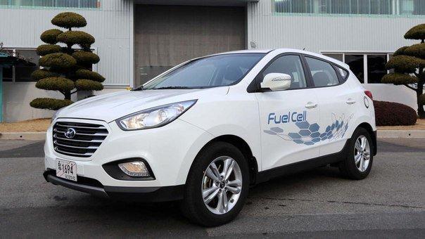 Hyundai Hidrojenle Çalışan Otomobili Satışa Sundu