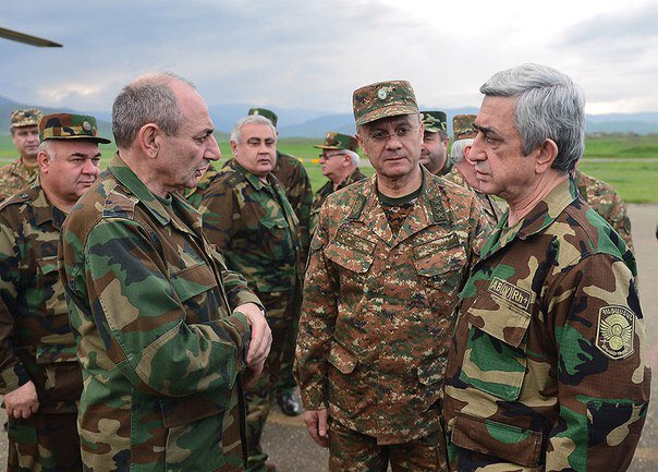 Azerbaijan vs Armenia [Nagorno-Karabakh conflict] - Page 19 CgV1o04UsAA8aU7
