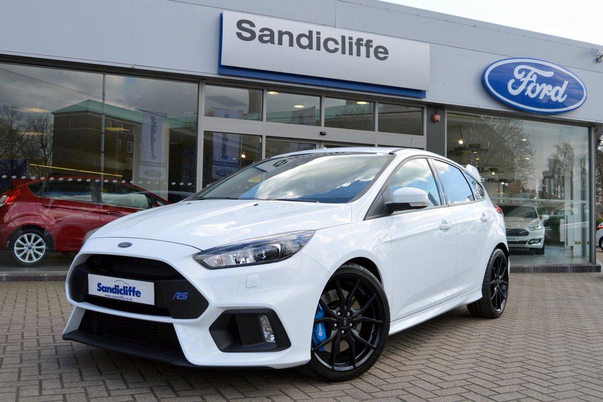 New Ford Focus RS TrentBridge FordStore