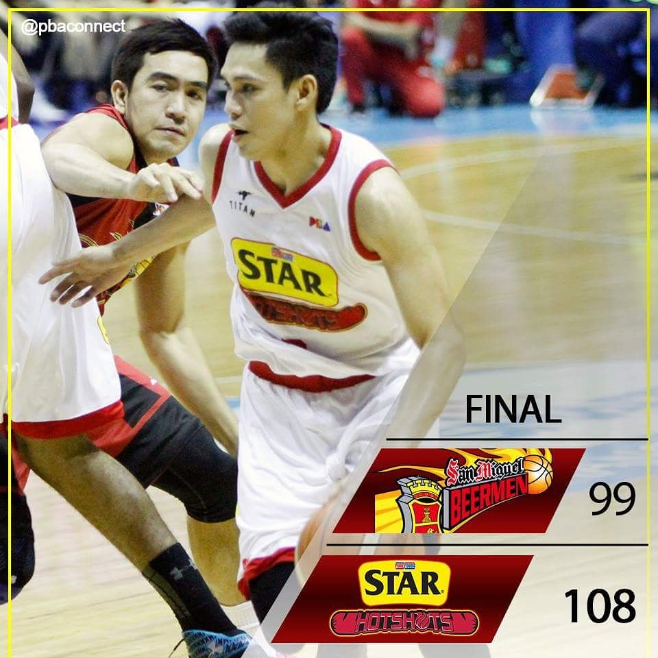 Best Player of the Game : Peter June Simon 22pts. 7/13 FGs 7/7 FTs 4rebs Congratulations Kuya https://t.co/cLX06QluPj