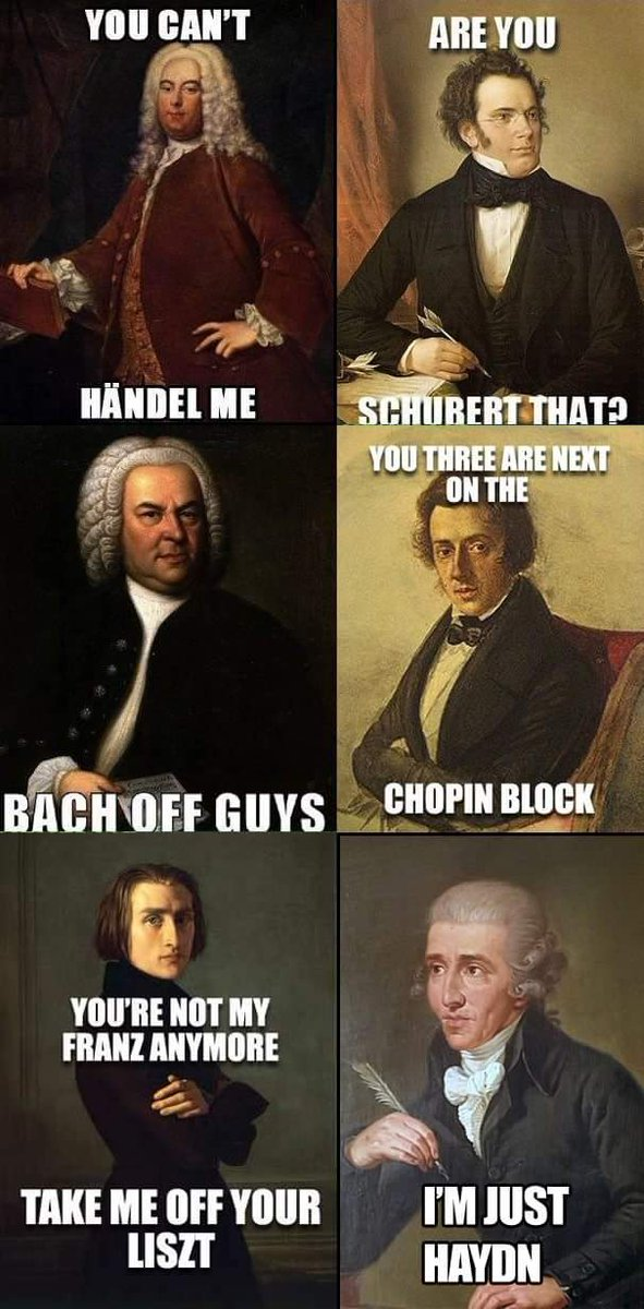 meme music classical chopin haydn friends liszt work vh1 save apr deutsch