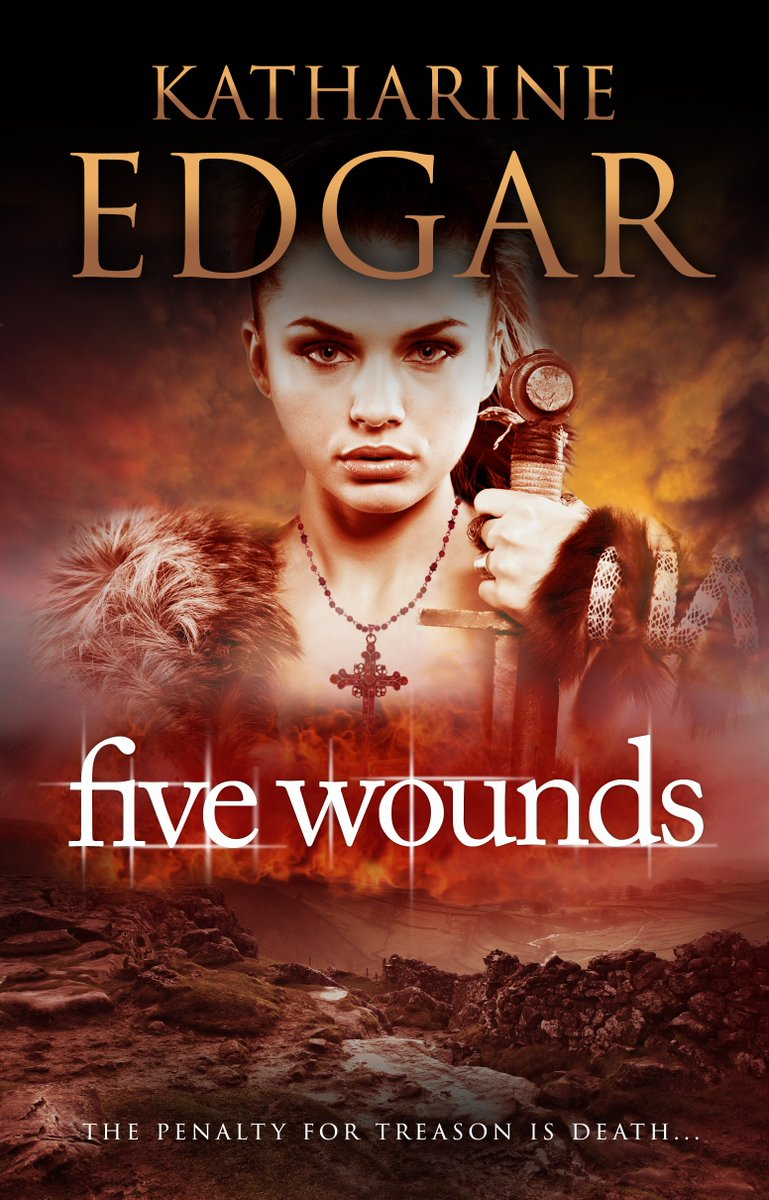 Five Wounds by Katharine Edgar by @MillieSlavidou https://t.co/IorCDF7YuR #womenwrites https://t.co/rZQ18tuKhn