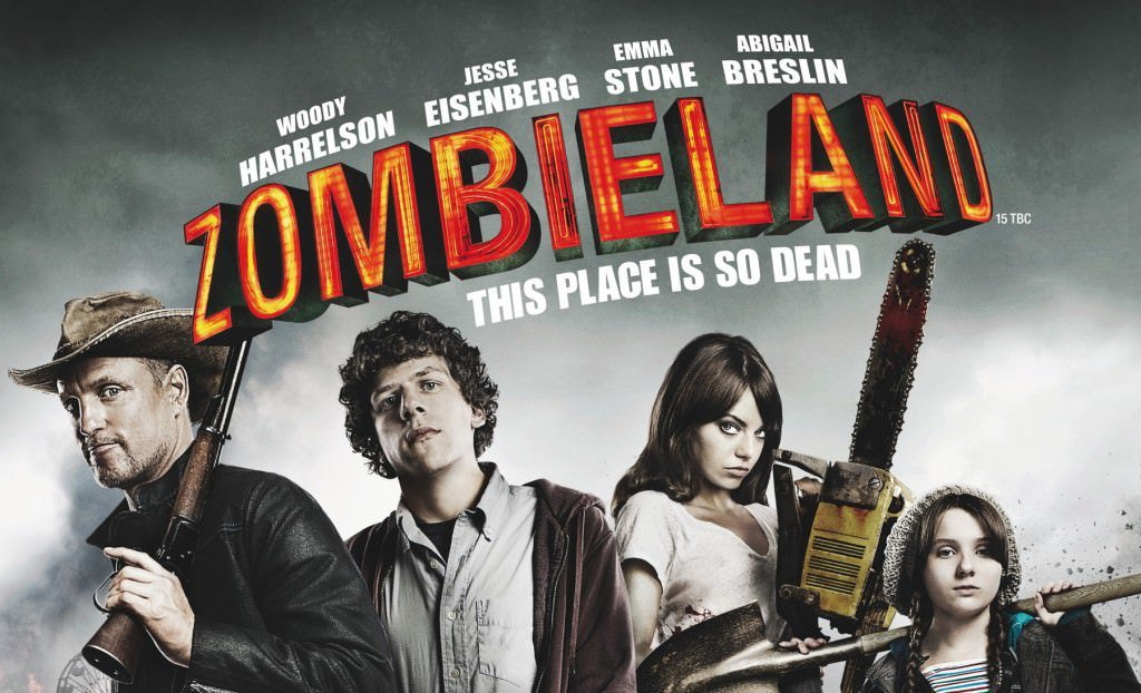 Columbia Pictures Reportedly Filming Zombieland 2 This Summer 2