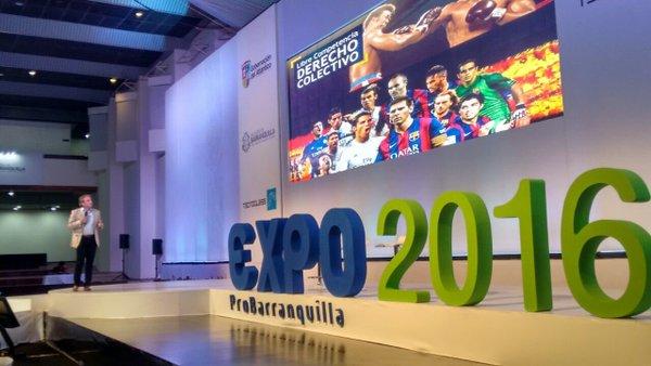 Esta fue la ciudad discutida en #ExpoProBarranquilla. Vía @elheraldoco https://t.co/iA5w4ea2ct https://t.co/83FoiMkT7U