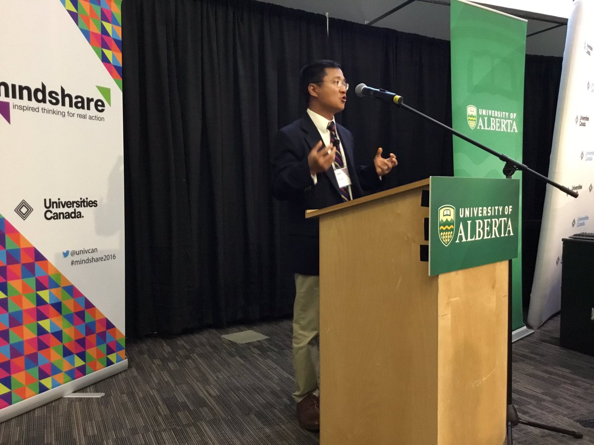 RT @univcan: Junjie Zhang @GPS_UCSD: changes in China's #energy market echo around world #Mindshare2016 https://t.co/DeiHcNOXAn #UAlberta
