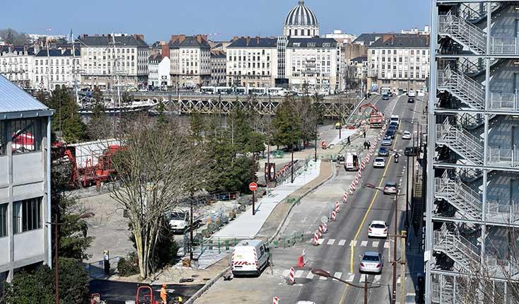 Ville de Nantes on Twitter Focus sur les travaux de