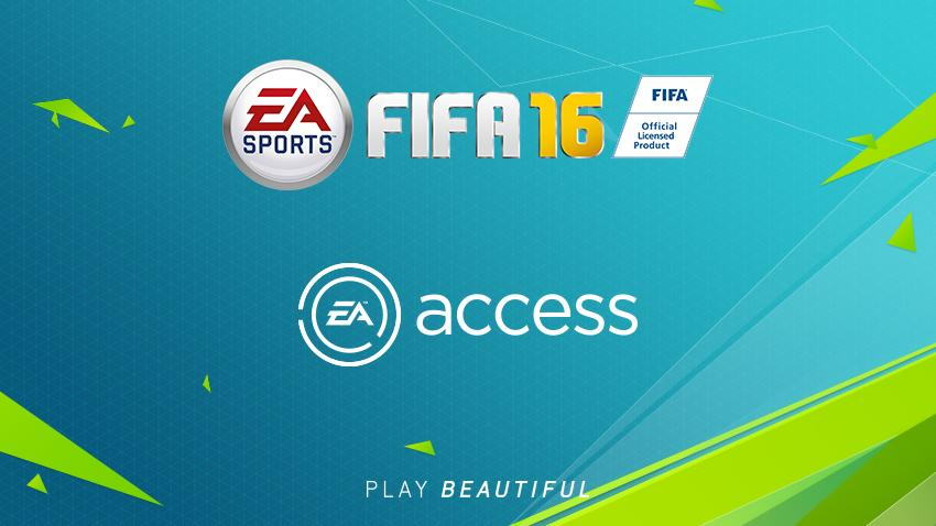 Ahead of #FIFA16 going into The Vault tomorrow, we've got 10x @EAAccess one month codes. RT for a chance to win!