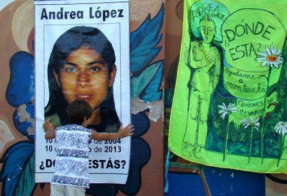 Provinciales | Caso Andrea López: aumentaron el monto de la recompensa para quien aporte datos para su localización
