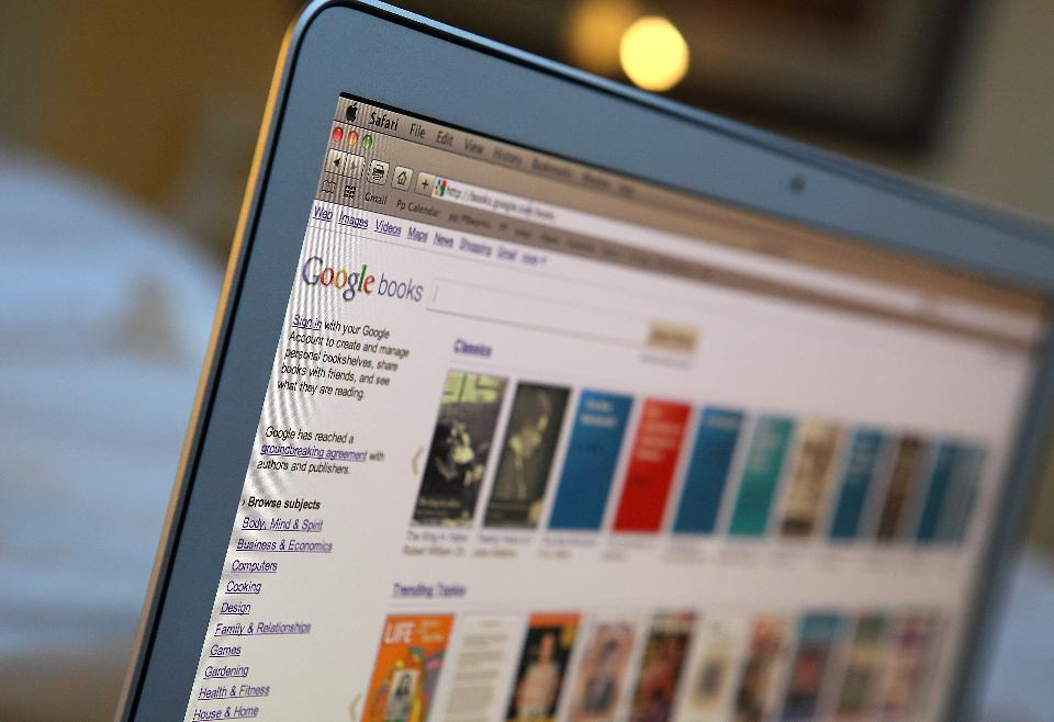 Google Books non ha violato alcun copyright sui Libri on-line