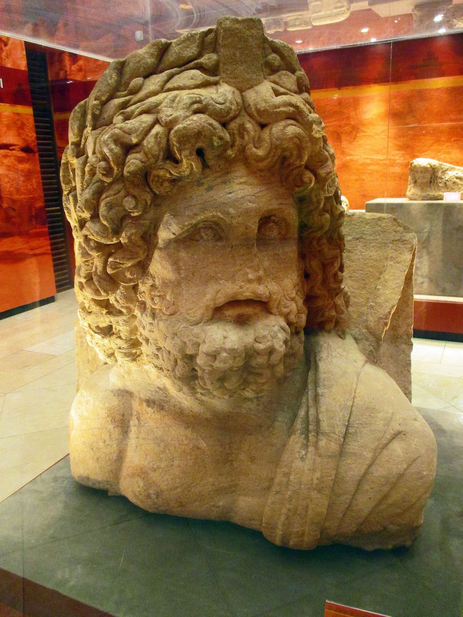Image result for dushares statue petra museum