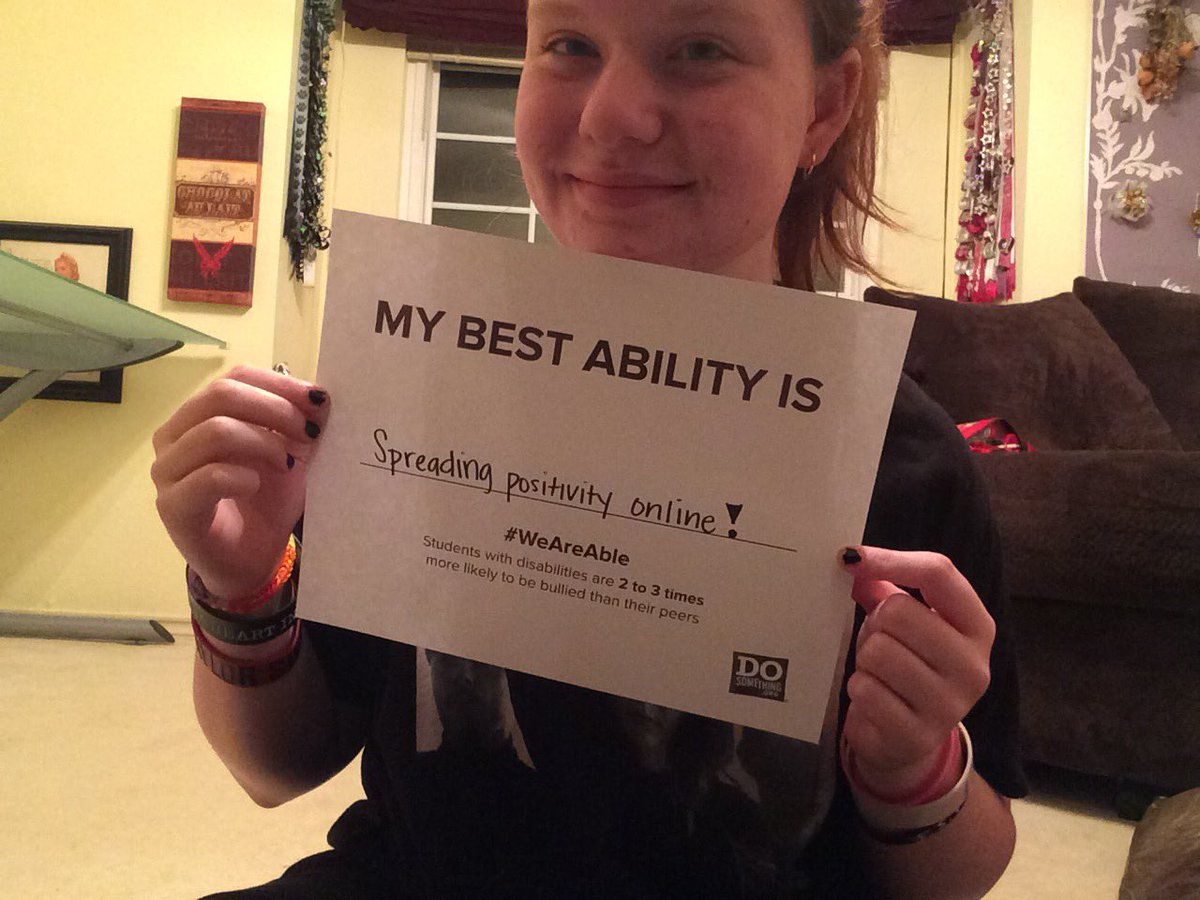 "anna on Twitter: ""my best ability is spreading positivity online ..."