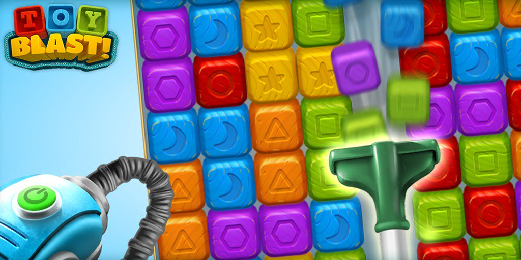 Toy Blast Play Now : Toy blast on twitter quot use the vacuum booster to clear a