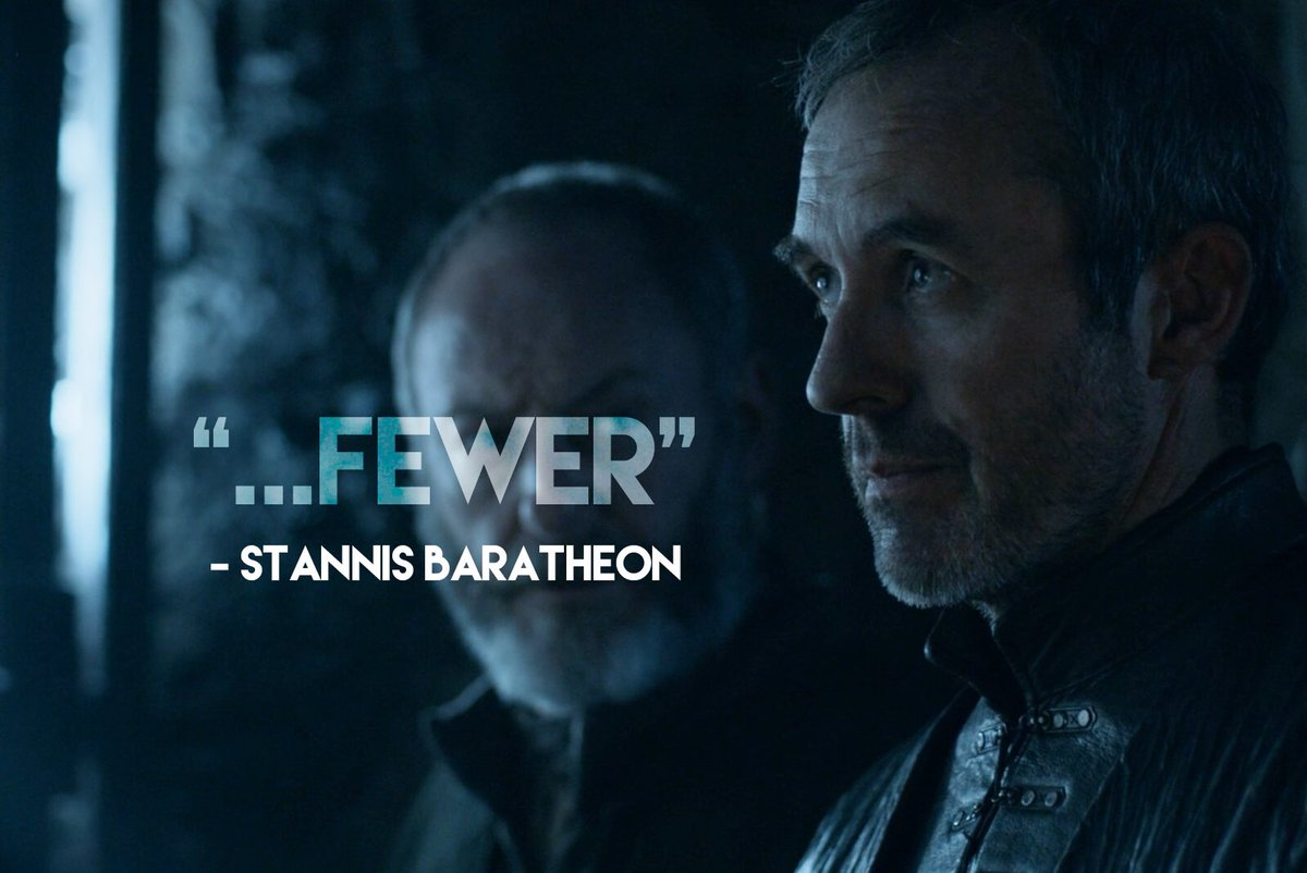 Image result for stannis fewer