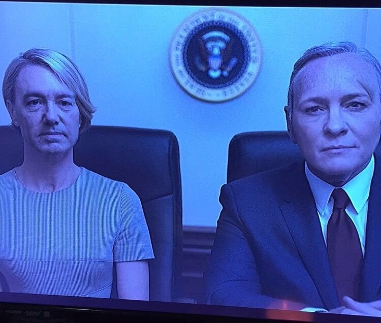 Elegant When You Do A Snapchat Face Swap With House Of Cards Very Own Kevin Spacey  U0026 Robin Wright #Underwood2016 ...