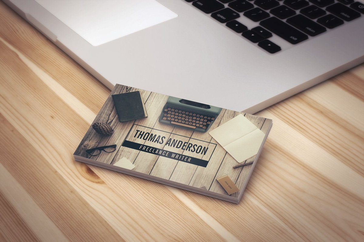 Very cool #BusinessCards for #writers, journalists and #bloggers https://www.zazzle.com/modern_professional_freelance_writer_typewriter_business_card-240371884161861233… #freelancewriters #uniquepic.twitter.com/kBnFtjT4Z4