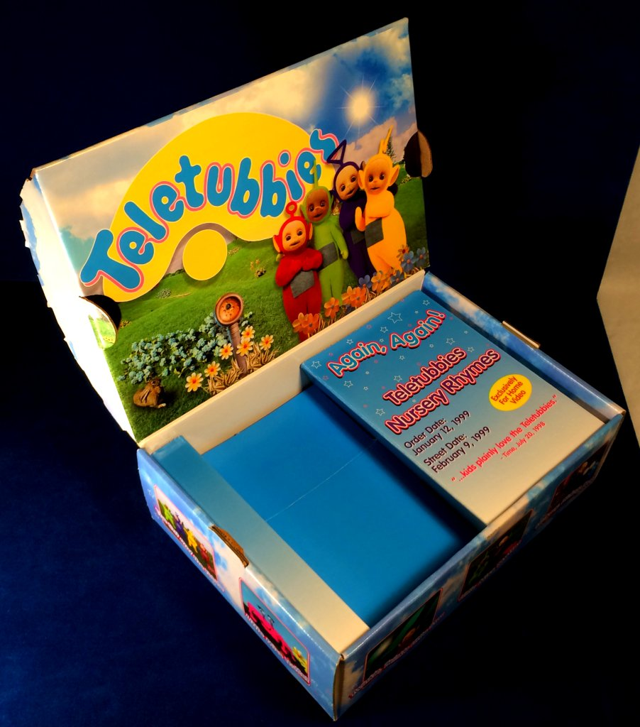 Ebaycurious On Twitter Quot Rare Teletubbies Promo Musical