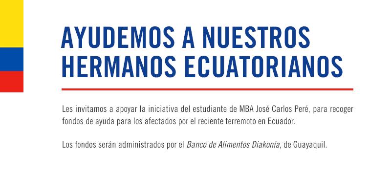 Estudiante de MBA ha lanzado una campaña para apoyar a los afectados por el terremoto https://t.co/lodUbAXNvi https://t.co/LgoFXdI5tO