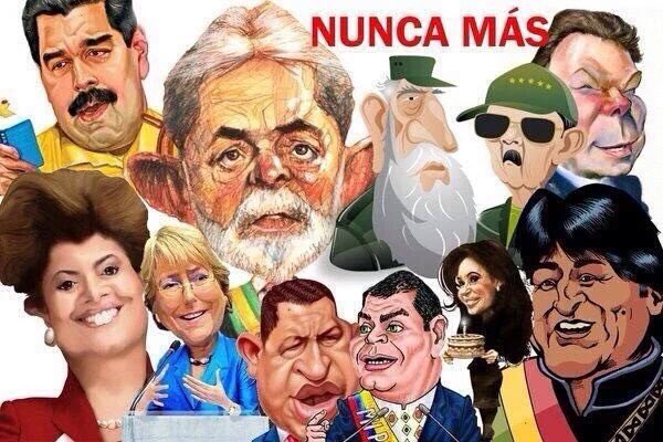 Resultado de imagen para corrupcion socialista