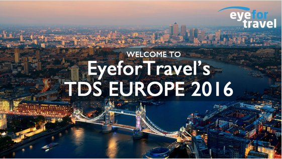 Morning London! Follow #tdseurope for LIVE updates from our summit in London https://t.co/SqMQCAvVaE